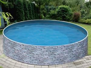 Каркасный бассейн AZURO...