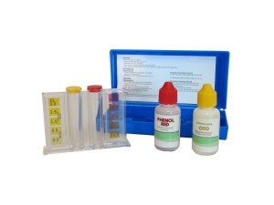 Тестер крапельний хлор та pH