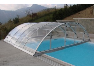 Павильон для бассейна...