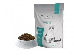 Сухий корм Starvita 1.5 кг...