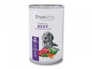 Влажный корм StarVita 800 г...