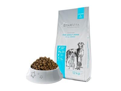 Сухий корм Starvitа 12 кг...