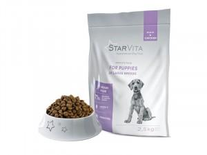 Сухий корм Starvitа 2,5 кг...