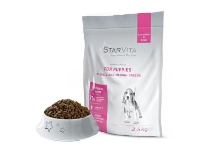 Сухой корм Starvitа 2.5 кг...