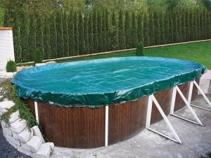 Накрытие для бассейна...