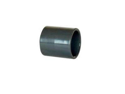 Муфта ПВХ 75 мм