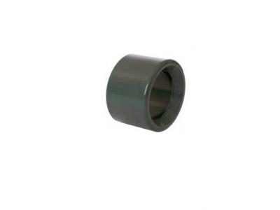Редукция короткая ПВХ 90-75 мм