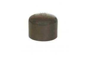 Заглушка клейова ПВХ 63 мм