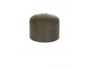 Заглушка клейова ПВХ 75 мм