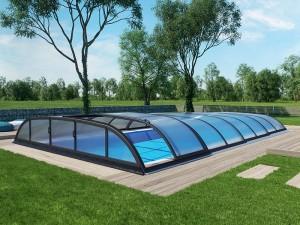 Павільйон для басейну...