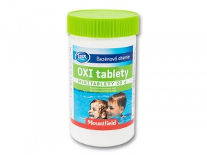 Активний кисень в таблетках...