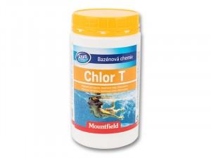 Медленнорастворимый хлор в...
