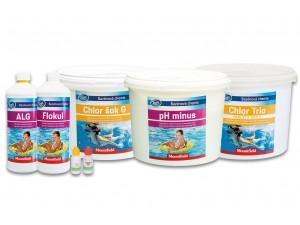 Набор химии для бассейнов...