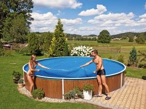 Солярна плівка для басейну...