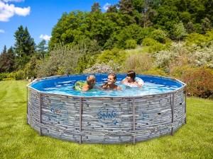 Каркасний басейн SWING...