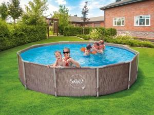 Каркасный бассейн SWING...