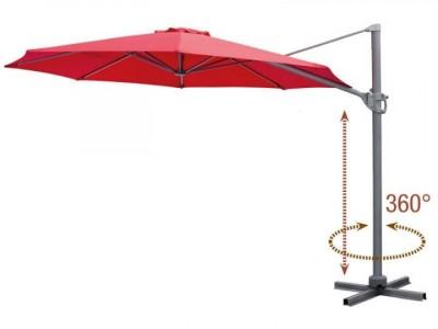 Зонт Borneo 350 см красный