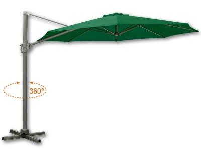 Зонт Borneo 350 см зеленый