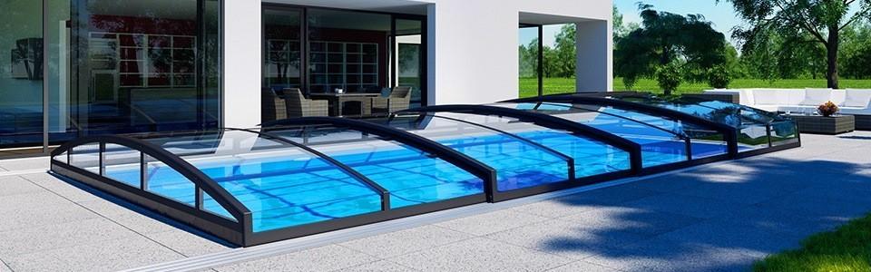 Накриття для басейнів -  Купити Накриття для басейнів в Україні: ціна, відгуки, продаж | Baseyn.ua
