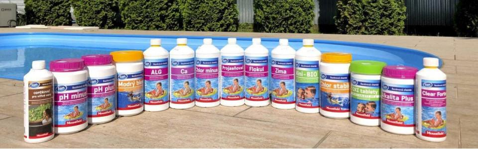 Хімія для басейнів -  Купити Хімія для басейнів в Україні: ціна, відгуки, продаж | Baseyn.ua