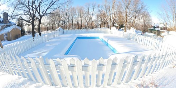 Консервация бассейна. Подготовка  бассейна к зиме.
