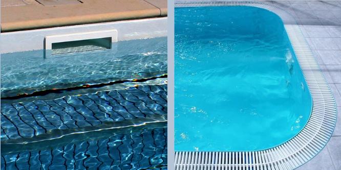Який вибрати басейн найкраще скіммерний або переливний?