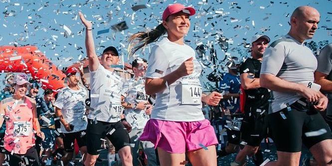 Марафон Khust Half Marathon 2021