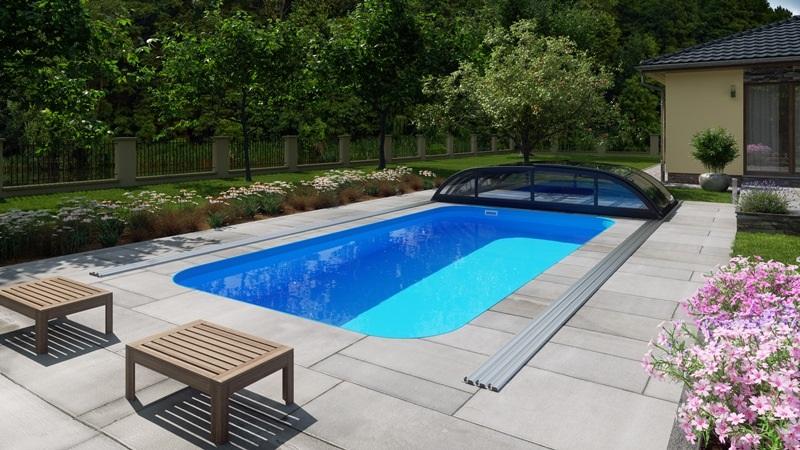 Полипропиленовые бассейны Econ pools