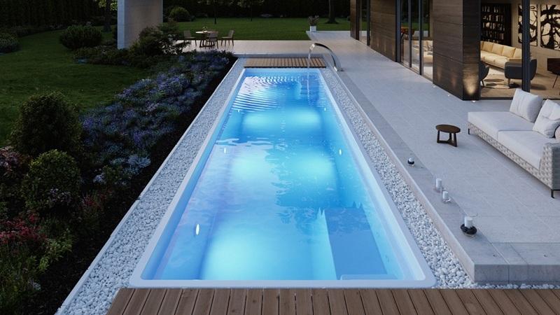 Керамические бассейны GALERA pools